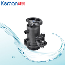 MSS2 2 ton Manual softener valve of Refil the softener water,upflow type