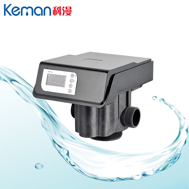 AF10-LED 4 ton Automatic water filter valve with LCD display