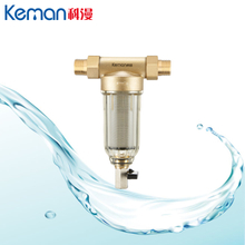 KM-PF-2 Manual sediment Filter water purificationfor water treatment systems